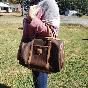 "Celine Boston Bag 12.5""Lx9³/4""H"